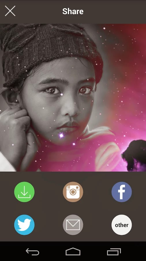 GalaxyPic Pro - Galaxy effect v1.0