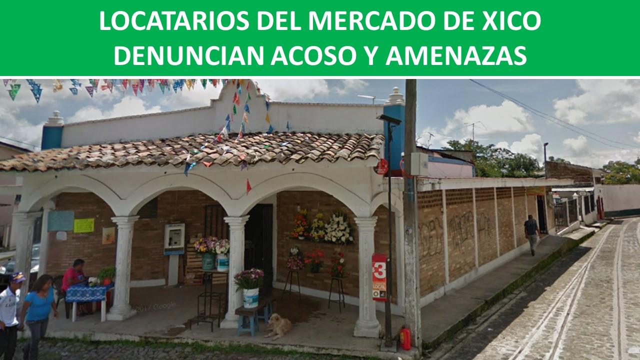 DENUNCIAN ACOSO Y AMENAZAS