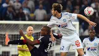 Marseille - Bordeaux 3-1 - 14e journée