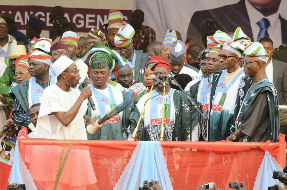 buhari osun campaign
