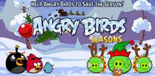 Angry Birds Seasons v2.1.0 Full Version