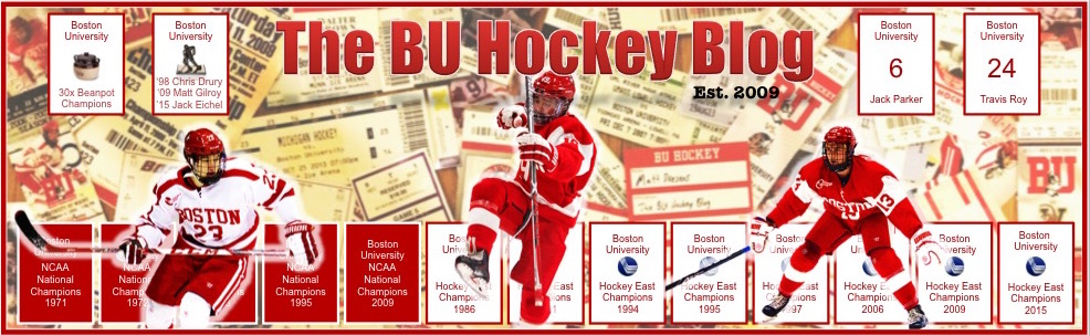 The BU Hockey Blog