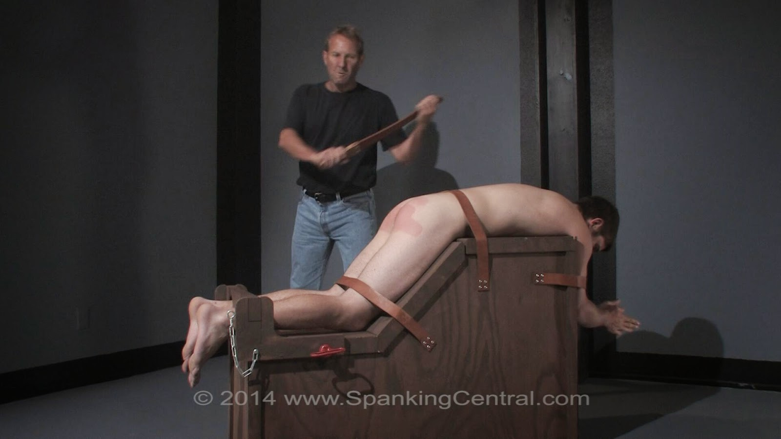 Spanking Central Chris Consequences Continue
