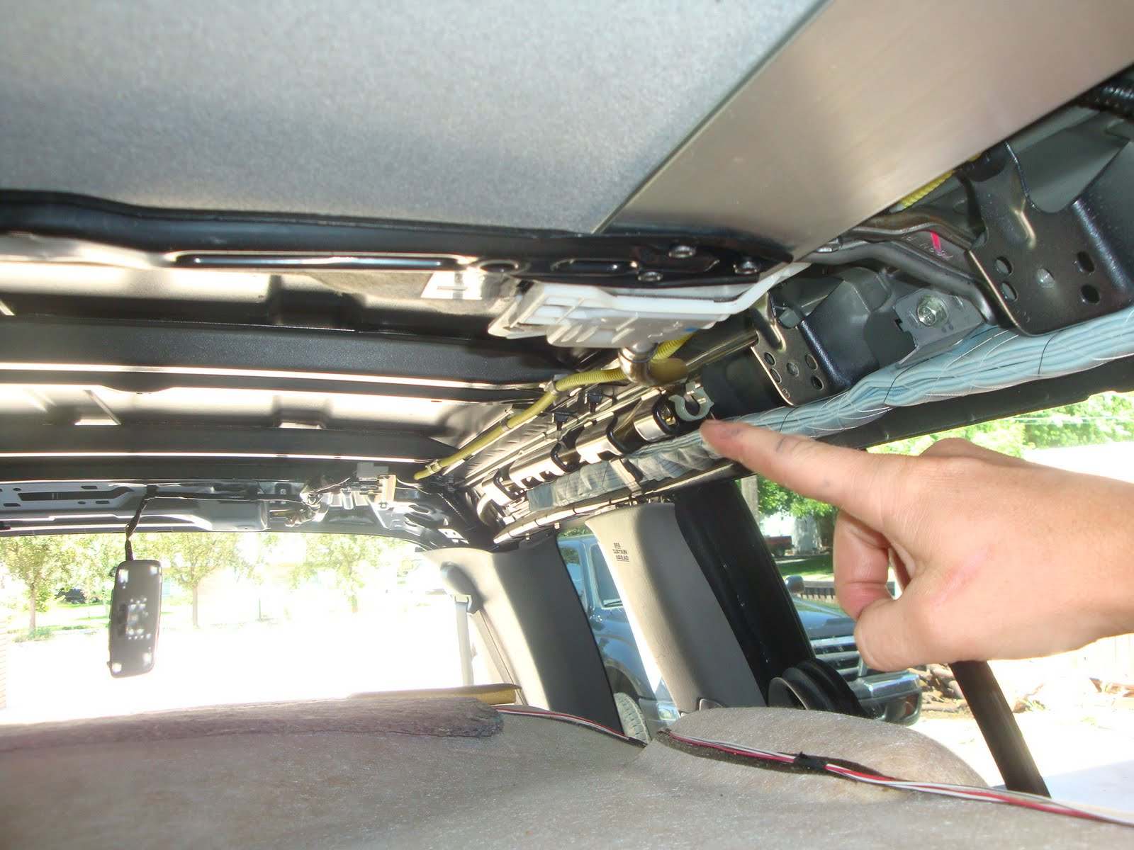 Cheap Fix Pics On Removing A Sunroof For A 2004 Highlander To Rh  Cheapfix101 Blogspot Com 2004 Highlander Limited 2004 Highlander Limited