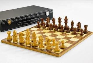 les jeux d'échecs à offrir © Chess & Strategy