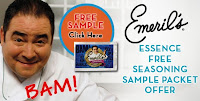 Free Emerils Seasoning Packet