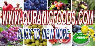 Quranic Foods Info