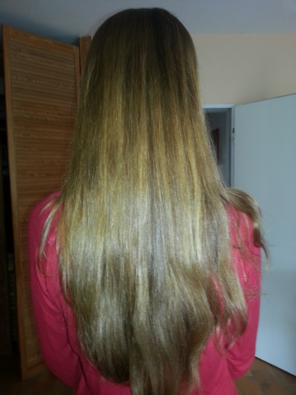 Endlich lange haare haarpflege