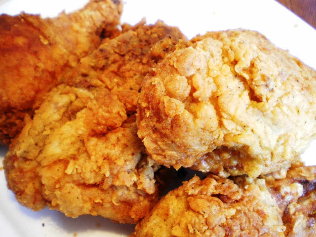 ... to Save the Planet: Southern Pan-Fried Chicken, Done the Right Way