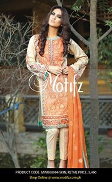Motifz Spring Lawn Collection