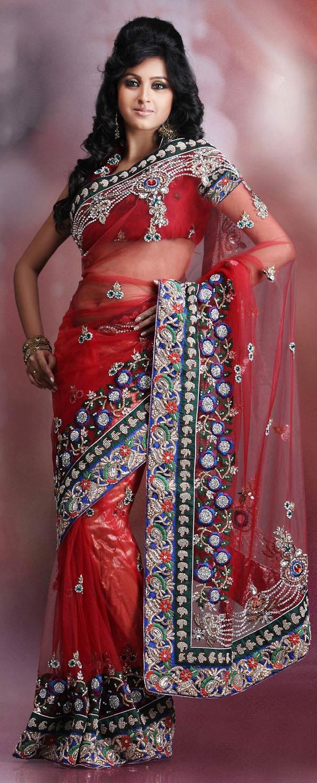 Fashion Magazine Bridal Saree Collection