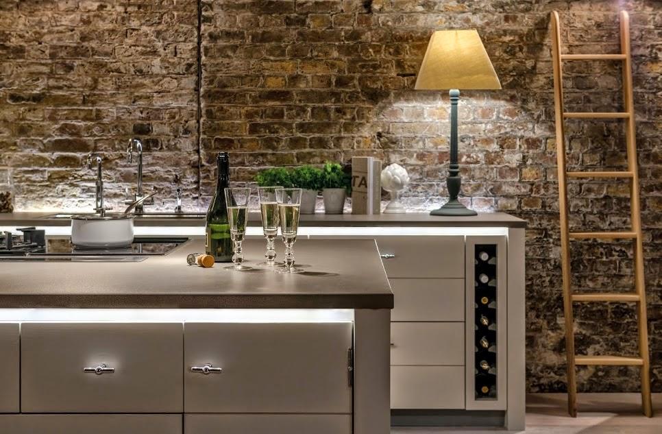Neptune Kitchen Wall Lights : The Paper Mulberry: NEPTUNE New Kitchen Range