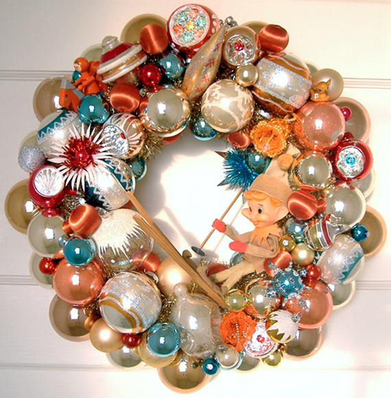Christmas Decorations With Orange: Giddyappony: Etsy Selling