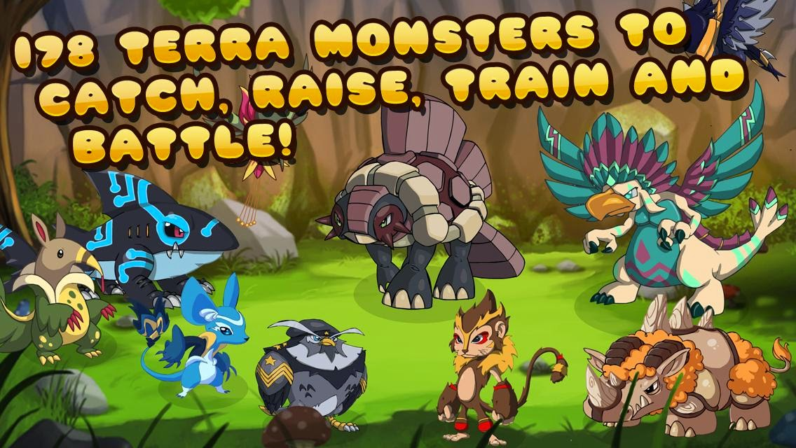 Terra Monsters 2 Apk