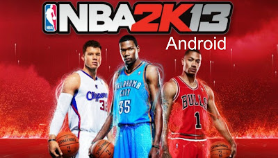NBA 2K13 apk data android