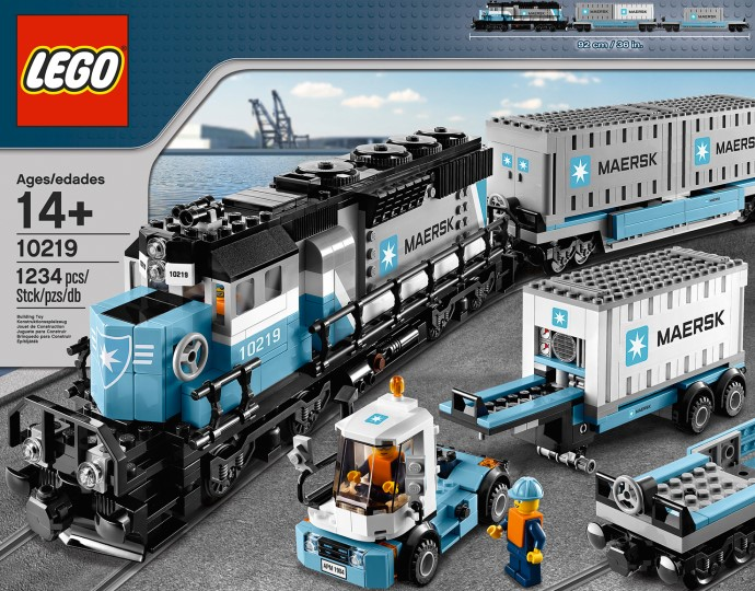 Gimme Lego: The Power of Advertising