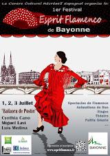 1er Esprit Flamenco Festival Bayonne