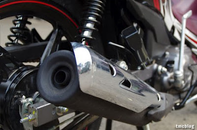 Desain Yamaha New Vixion dan Honda CB150R - Holiday and Vacation