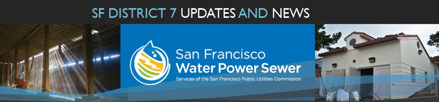 San Francisco Water Power & Sewer District 7 News & Updates