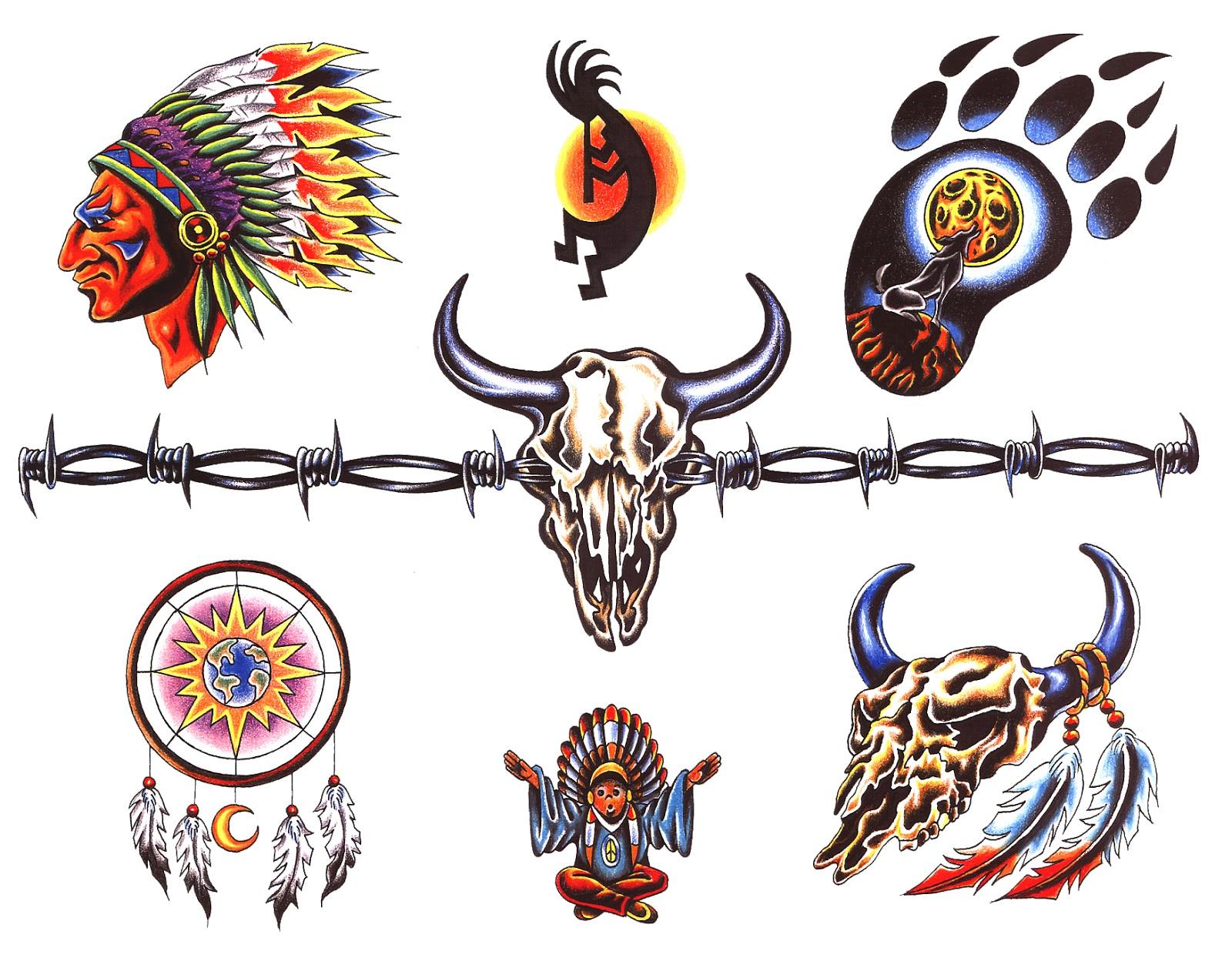 8 awesome armband tattoo designs tattoo design ideas for Native design