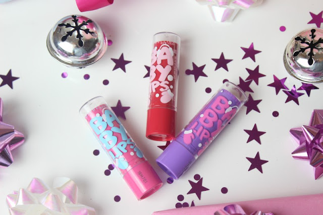 Maybelline Winter Baby Lips Lip Balms