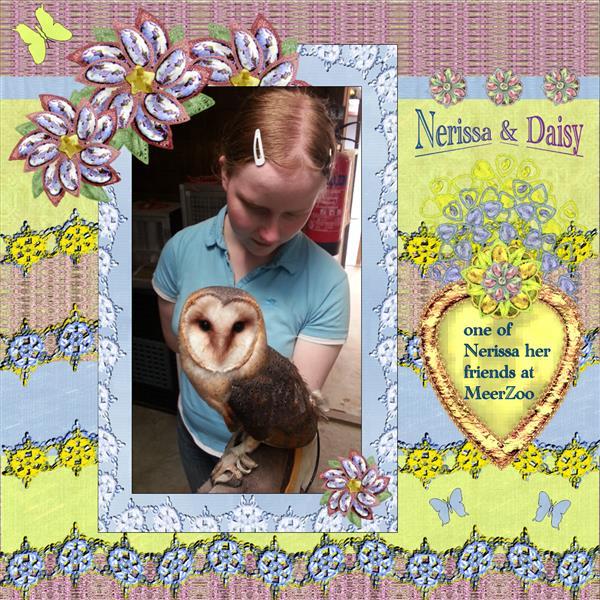 Nerissa en Daisy