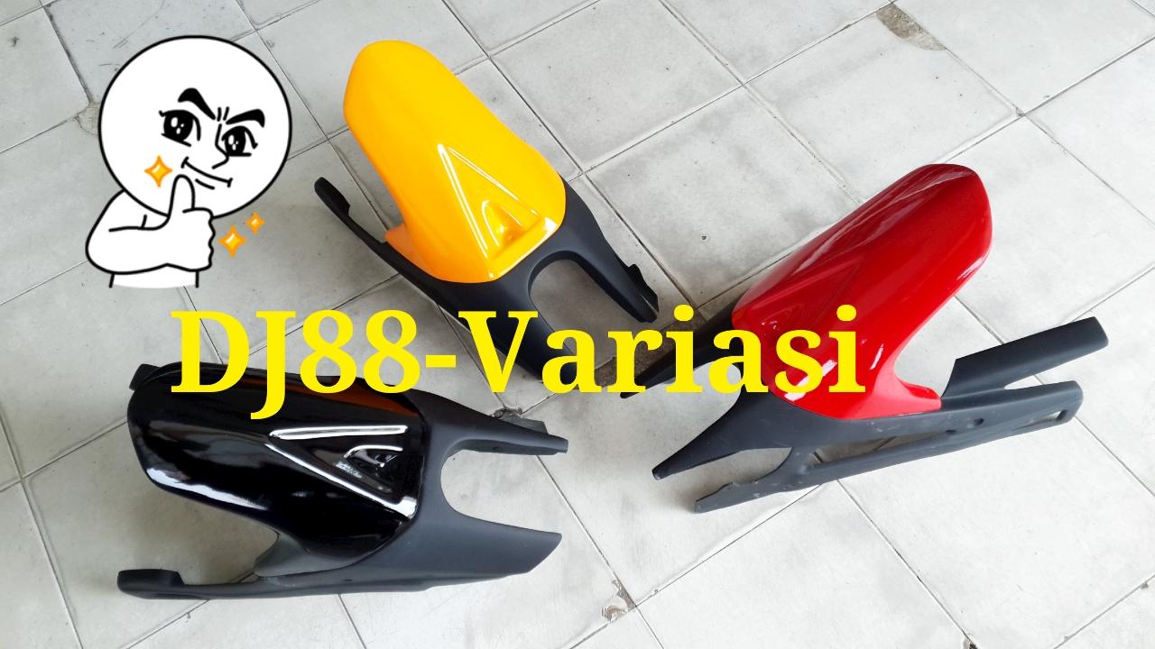 Aksesoris Modifikasi Yamaha R25