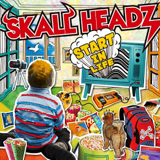 SKALL HEADZ - START IN LIFE