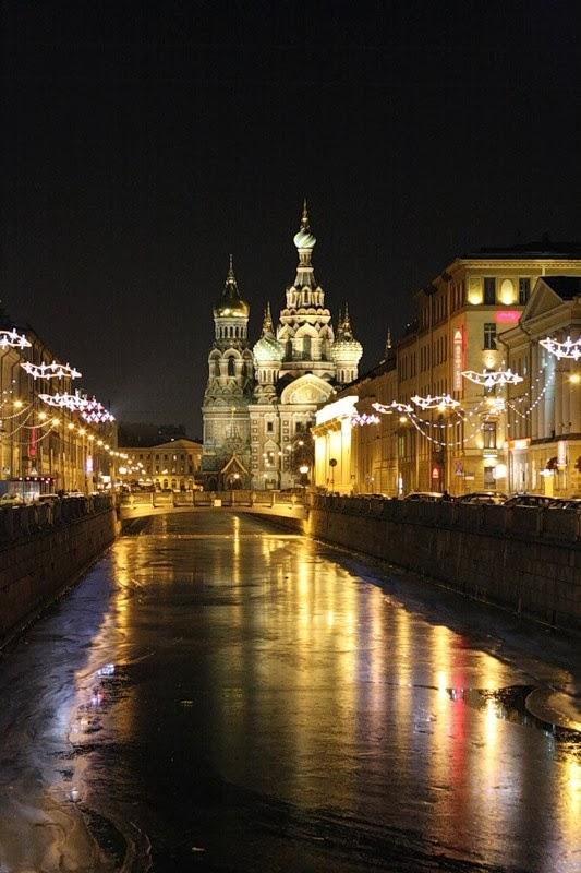 Beautiful Scenery of Russia