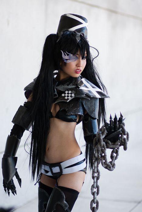 Ảnh gái xinh khoe bưởi trong lễ hội Cosplay 16