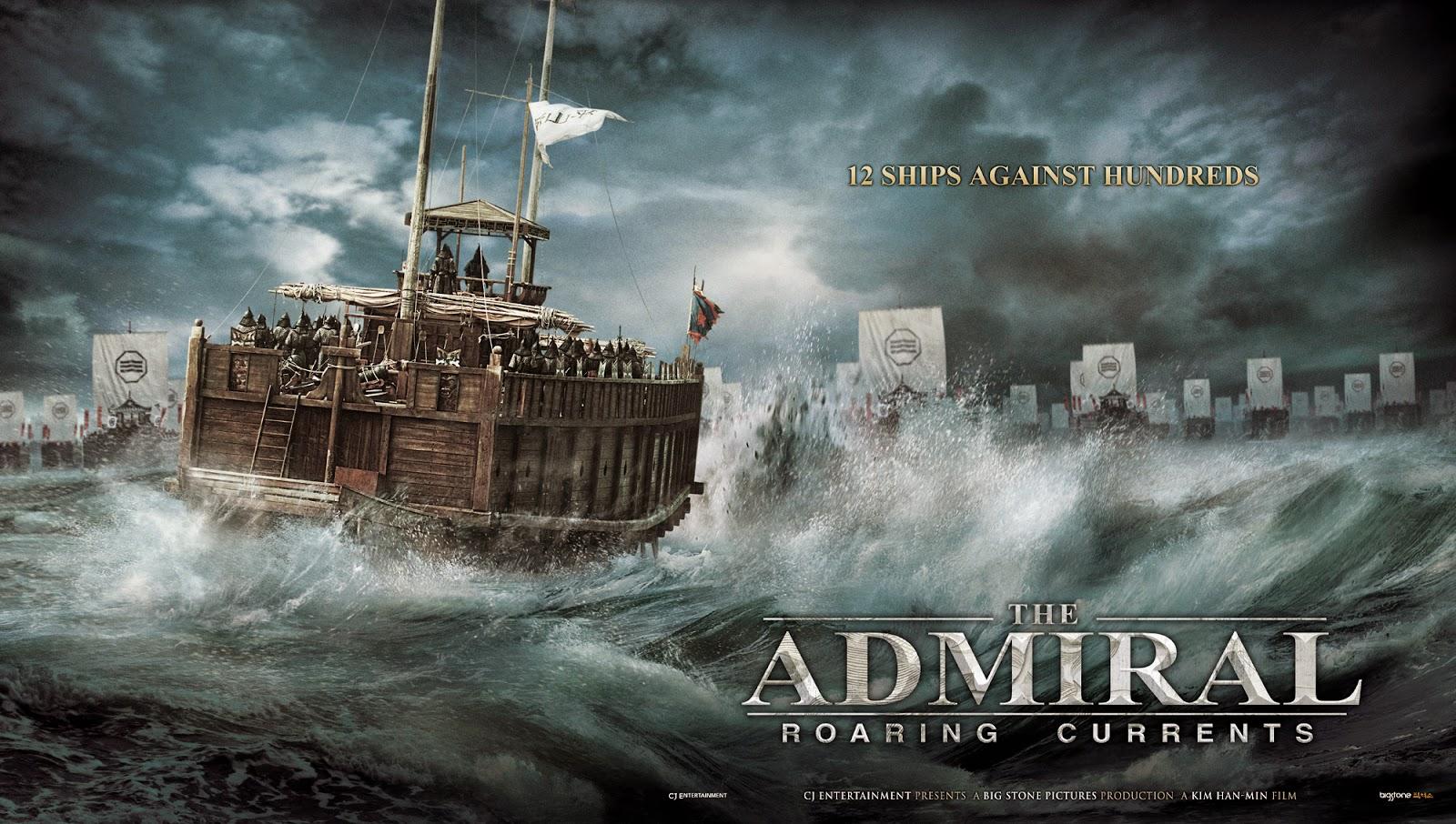 Đại Thủy Chiến - The Admiral: Roaring Currents