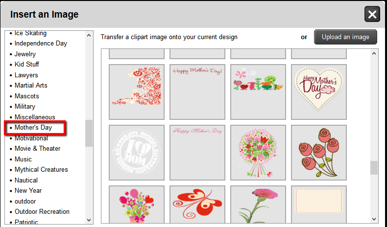 Mother's Day Clip Art Images | Banners.com