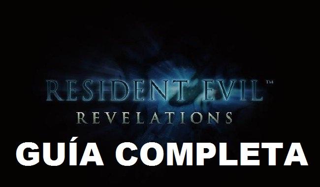 guia para el juego resident evil: