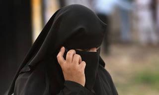 burca fotos mulher muçulmana usando burca islamismo