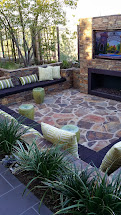 Small Outdoor Living Space Design Ideas