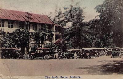 Malacca, die unbekannte Stadt in Malasiya