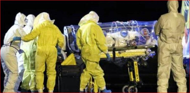 robots,Ebola