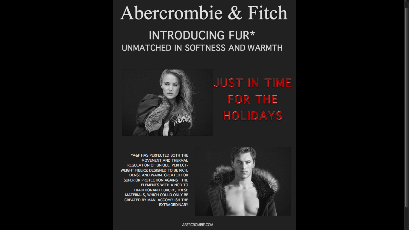 business strategy of abercrombie and fitch Abercrombie & fitch has changed from a sartorial perspective, but it might take more to convince consumers that they have to shop there.