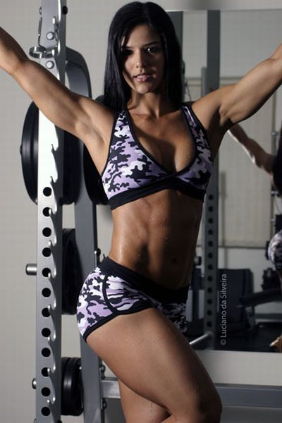 fitness women-female fitness models-fitness model women