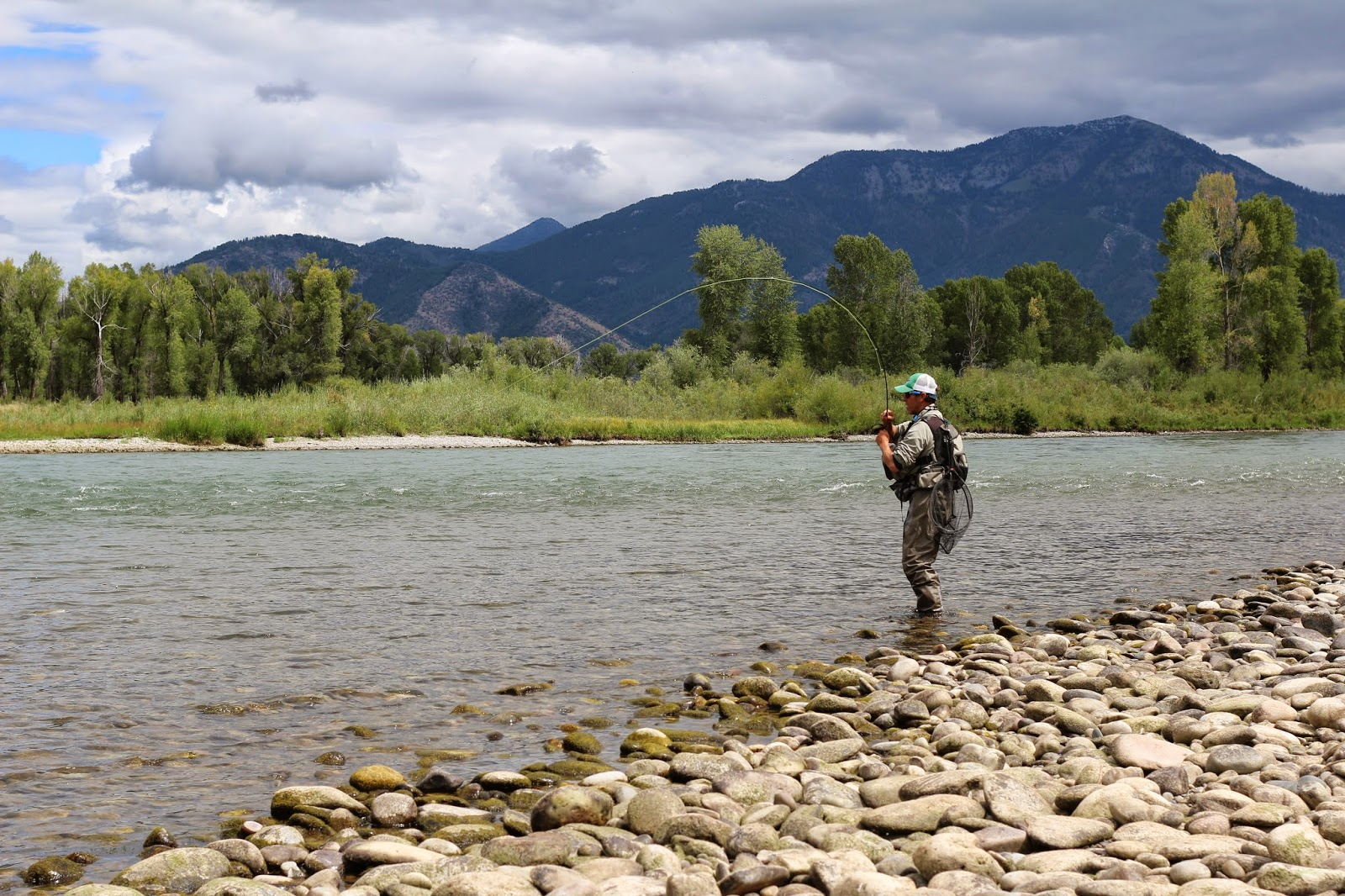Jay scott outdoors jackson hole wyoming fly fishing photos 10 for Fly fishing jackson hole