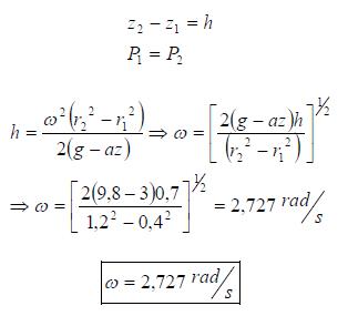 Ejercicio resuelto ecuacion general de la estatica de fluidos formula 5 problema 4
