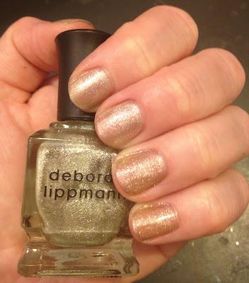 Deborah Lippmann, Deborah Lippmann Believe, Deborah Lippmann nail polish, Deborah Lippmann nail lacquer, Deborah Lippmann manicure, nail, nails, nail polish, polish, lacquer, nail lacquer, manicure, swatches, Deborah Lippmann swatches, nail polish swatches