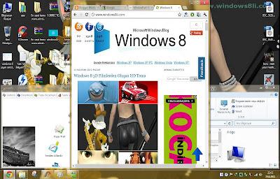 WindowsPAD pencere konumlandır