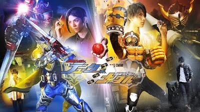Kamen Rider Gaim Gaiden - Duke & Knuckle