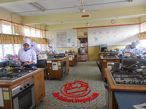 Seni Kulinari Kolej Vokasional (ERT) Azizah