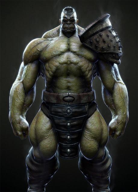 Emperor Hulk por kassarts