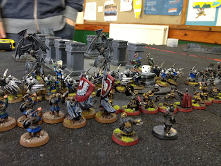 Hobbit SBG - Dwarves and Goblin Battle