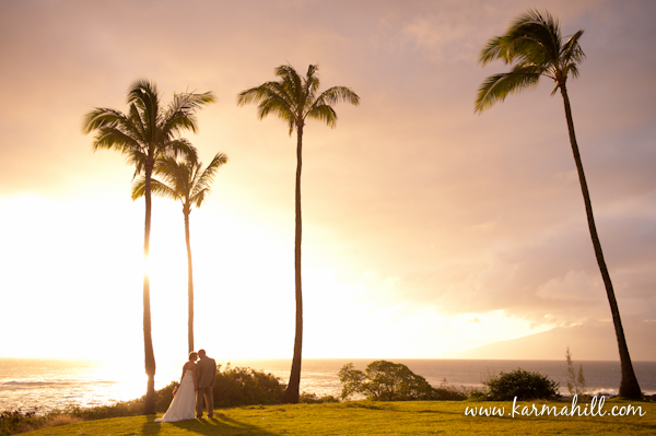 Maui Wedding Photographer Karma Hill