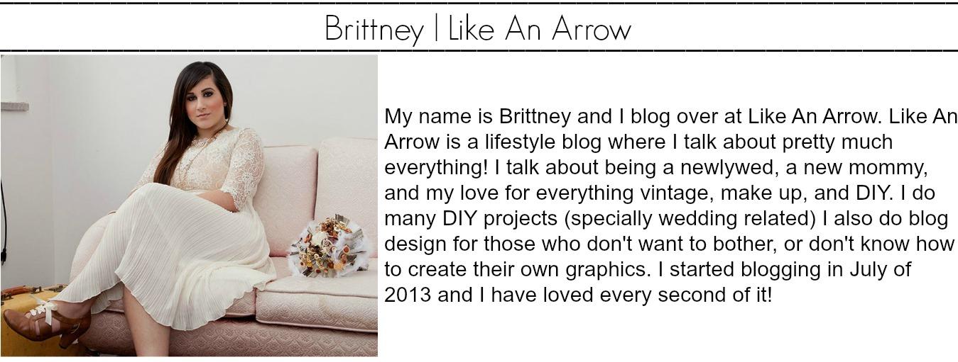 Brittney | Like An Arrow