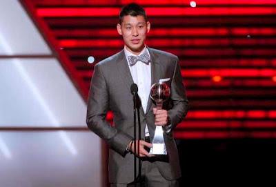 Jeremy Lin ESPY 2012